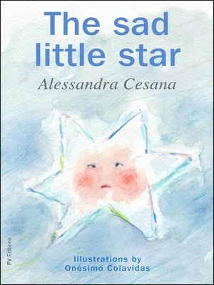 cover image of The Sad Little Star