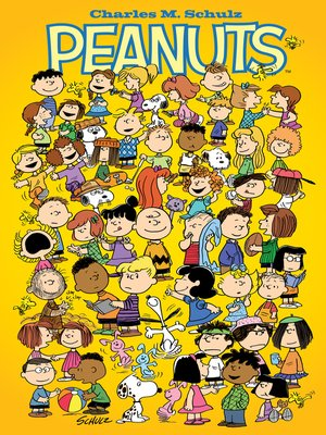 cover image of Peanuts (2012), Volume 1