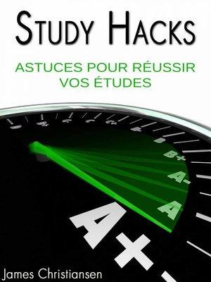 cover image of Astuces pour réussir vos études