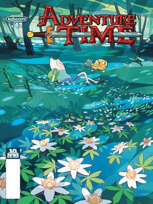 cover image of Adventure Time #42