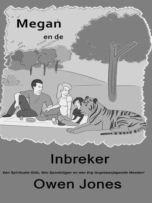 cover image of Megan en de Inbreker