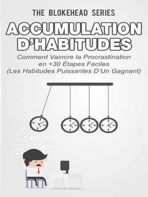 cover image of Accumulation d'habitudes