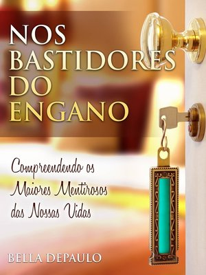cover image of Nos Bastidores Do Engano
