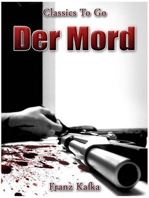 cover image of Der Mord