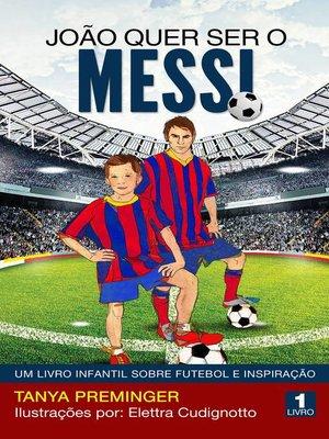 cover image of Um livro infantil sobre futebol e inspiração