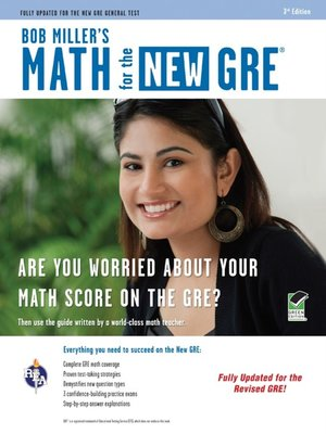 cover image of New GRE, Miller's Math