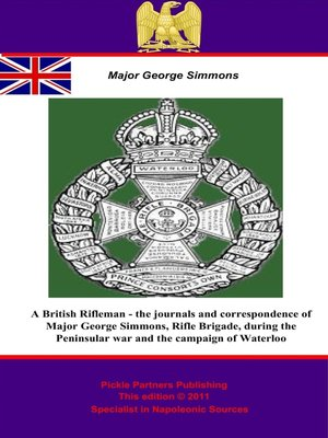 cover image of A British Rifleman