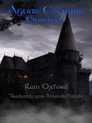 cover image of Águas Escuras--Livro Elemental 1
