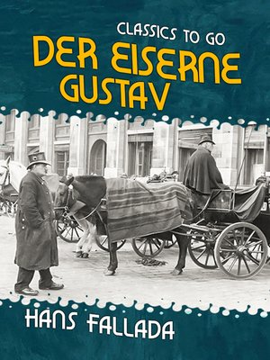 cover image of Der eiserne Gustav