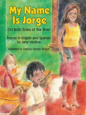 cover image of My Name is Jorge