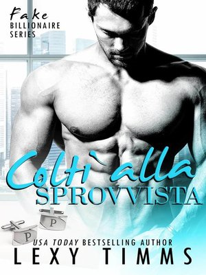 cover image of Colti alla sprovvista