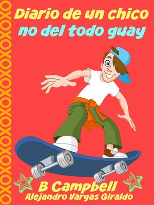 cover image of Diario de un chico no del todo guay