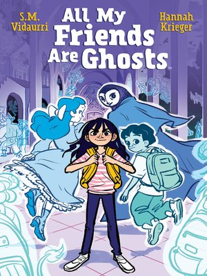 cover image of All My Friends are Ghosts