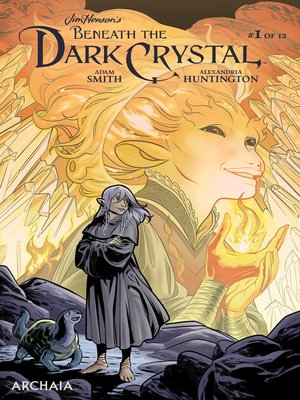 cover image of Beneath the Dark Crystal (2018), Issue 1