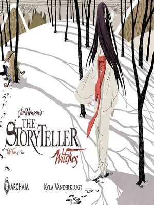 cover image of The Storyteller: Witches (2014), Issue 2