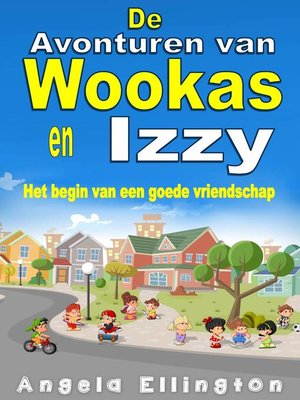 cover image of De Avonturen van Wookas en Izzy