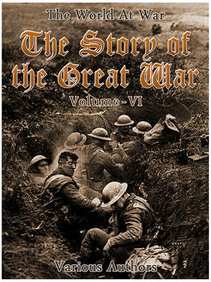 cover image of The Story of the Great War
