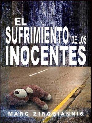 cover image of El Sufrimiento de los Inocentes