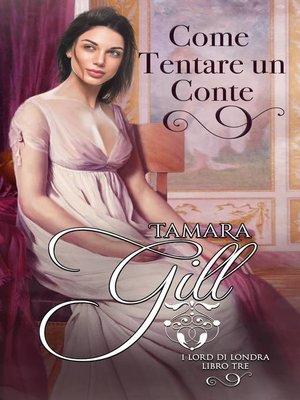 cover image of Come Tentare un Conte