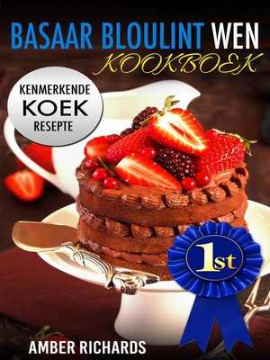 cover image of Basaar Bloulint Wen Kookboek