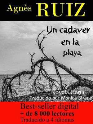 cover image of Un cadaver en la playa