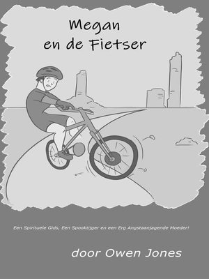 cover image of Megan en de Fietser