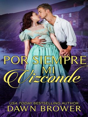 cover image of Por Siempre Mi Vizconde