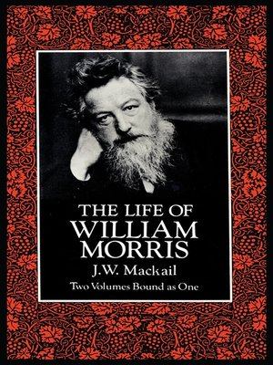 cover image of The Life of William Morris
