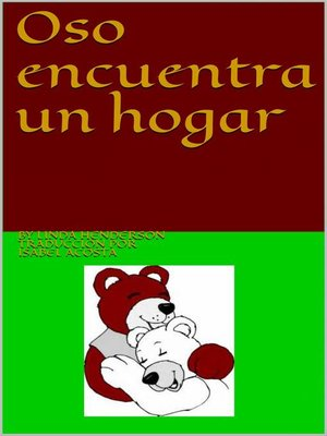 cover image of Oso encuentra un hogar