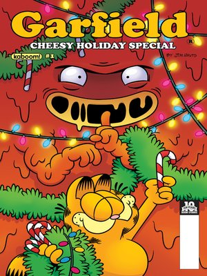 cover image of Garfield's Cheesy Holiday Special