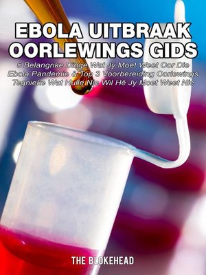 cover image of Ebola Uitbraak Oorlewings Gids