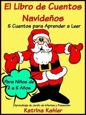 cover image of El Libro De Cuentos Navideños