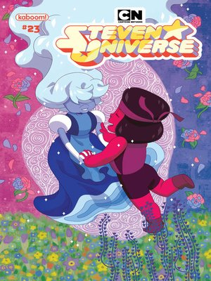 cover image of Steven Universe Ongoing, Issue 23