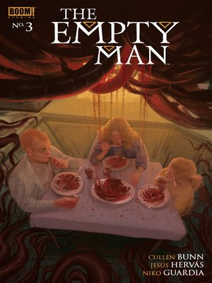 cover image of The Empty Man (2018), Issue 3