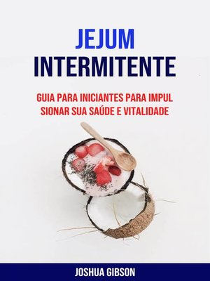 cover image of Jejum Intermitente