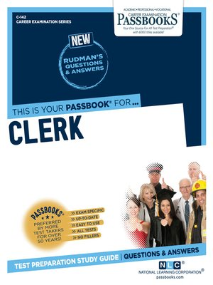 cover image of Clerk