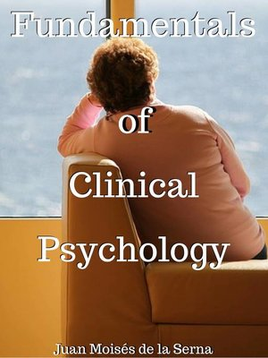 cover image of Fundamentals of Clinical Psychology