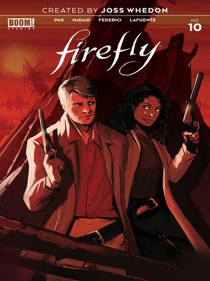 cover image of Firefly (2018), Issue 10