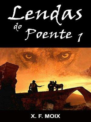 cover image of Lendas do Poente 1