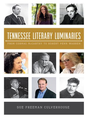 cover image of Tennessee Literary Luminaries