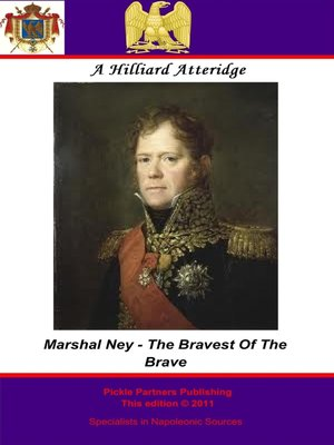 cover image of Marshal Ney