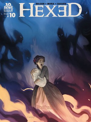 cover image of Hexed: The Harlot and the Thief (2014), Issue 10