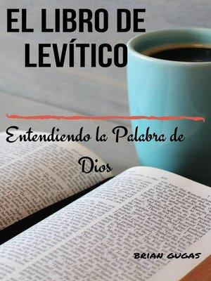 cover image of El Libro de Levítico