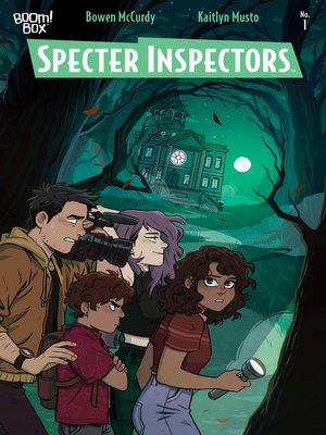 cover image of Specter Inspectors #1