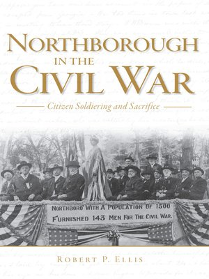 cover image of Northborough in the Civil War
