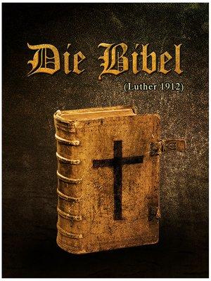 cover image of Die Bibel