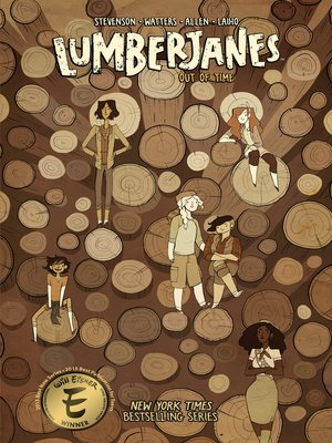 cover image of Lumberjanes (2014), Volume 4