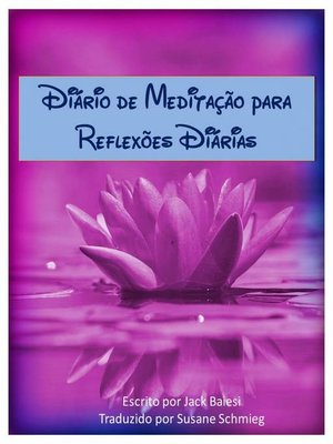 cover image of Diário de Meditação para  Reflexões Diárias