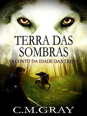 cover image of Terra das Sombras