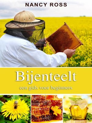 cover image of Bijenteelt